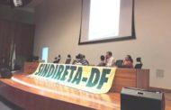 Sindicato apresenta projeto de lei a servidores do SLU