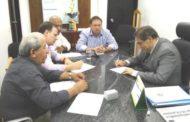 Sindicato vai ao Senado buscar apoio contra Adin do GDF contra os reajustes