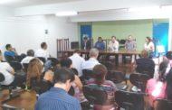 Servidores da Administração do Gama recebem Sindicato