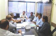 Sindicato recebe comissão de concursados