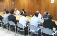 SINDIRETA participa de reunião com o governo, que matem postura de calote
