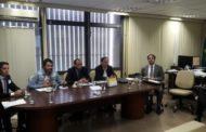 Sindicato participa de reunião de apresentação de novos imóveis para o Iprev