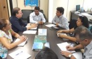 Sindicato realiza reunião com secretário de Meio Ambiente