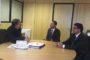 Reunião com defensor-público