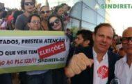 Câmara Legislativa, Servidores dizem não ao PL 122/17